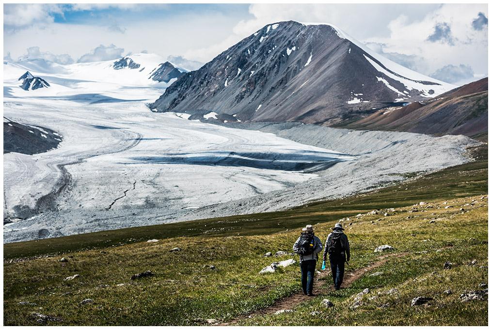 Malchin peak climb